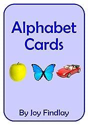 Childrens Book - Alphabet Cards