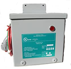 Kvar Energy Saving and Power Factor Correction Whole House Surge Protection for 200 AMP Service