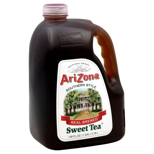 Arizona Sweet Tea, 128-Ounces (Pack Of 4)