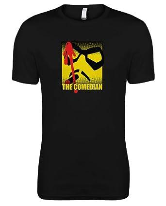 Watchmen Movie - The Comedian Womens T-shirt