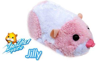 Zhu Zhu Pets Hamster Toy Jilly