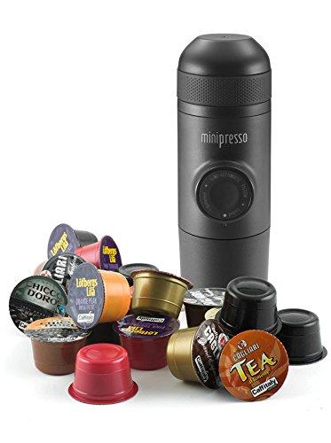 Minipresso Ca The Perfect Portable Hand Pump Espresso