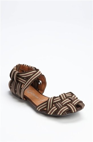 Cheap Jeffrey Campbell Custard Brown Combo (B007QW64UK)