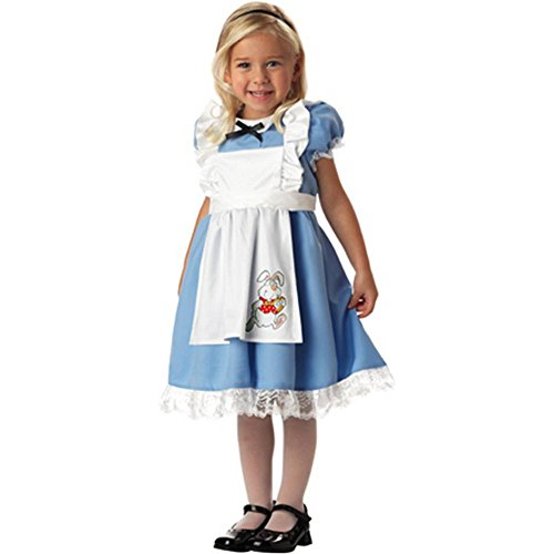 Lil' Alice in Wonderland Costume - Toddler Medium