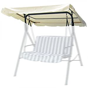 """Brand New Replacement Swing Set Canopy Cover Top 77""""X43"""""""