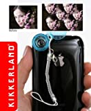 Kikkerland Jelly Lens KALEIDOSCOPE Effect for Mobile Phones & Compact Digital Cameras