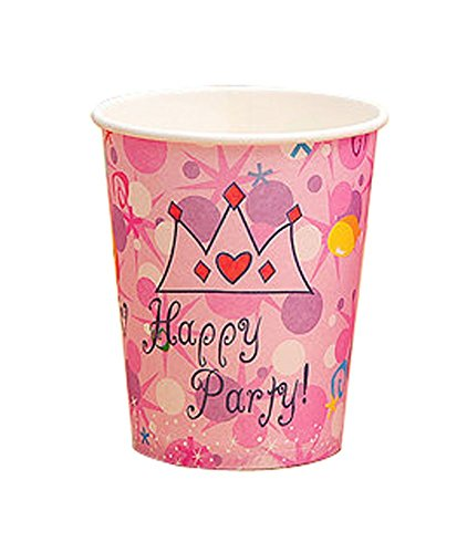 15 Birthday Party Pcs enfants Drink Cups Party Decor