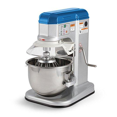 Vollrath 40755 Countertop Food Mixer with Guard, 7-Quart