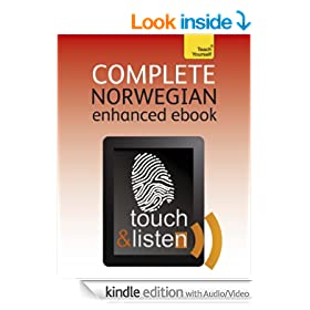 Complete Norwegian: Teach Yourself Audio eBook (Kindle Enhanced Edition) (Teach Yourself Audio eBooks)