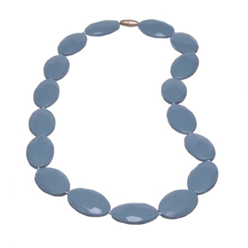 Jelly Strands Hampton Silicone Baby Teething Necklace Smoke (Jelly Teething Necklace compare prices)