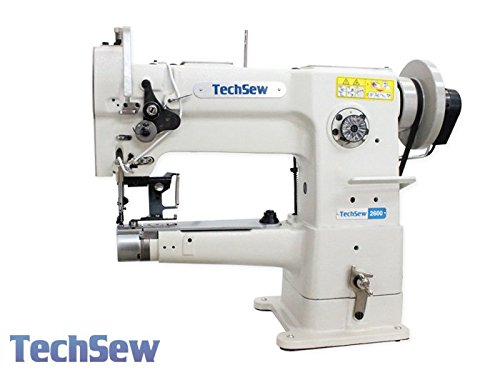 TechSew 2600 PRO Narrow Cylinder Leather Walking Foot Industrial Sewing Machine (Techsew Leather Sewing Machine compare prices)