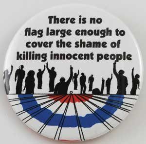 There is No Flag Large Enough to Cover the Shame of Killing