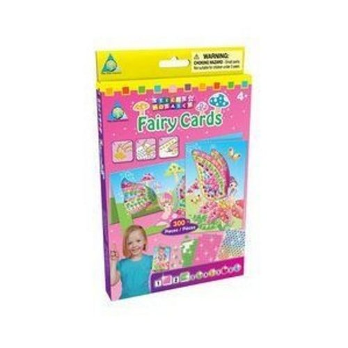 Sticky Mosaics Fairy Cards