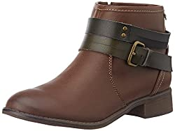 Roxy Womens Brown Boots - 8 UK/India (42 EU)(9 US)