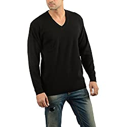 Den Hague Men Wool Blend Regular Fit Cardigan