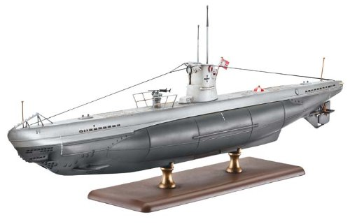 Revell of Germany U-Boat Type IIB Plastic Model Kit