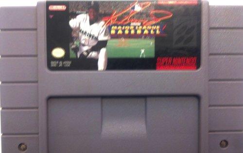 Ken Griffey Jr. Presents Major League Baseball front-259713