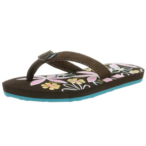 Cheap cobian Little Kid/Big Kid Florecita Sandal (B000X3M0XY)