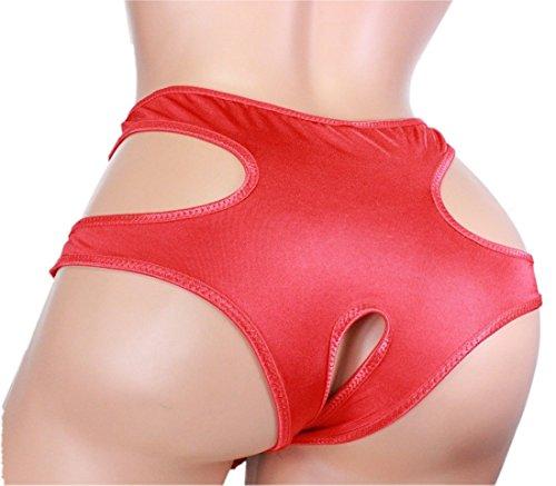SISSY pouch panties waist size 34-44 open crotch bikini sexy for man
