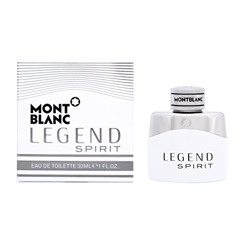 Montblanc Legend Spirit Eau De Toilette Spray 30ml