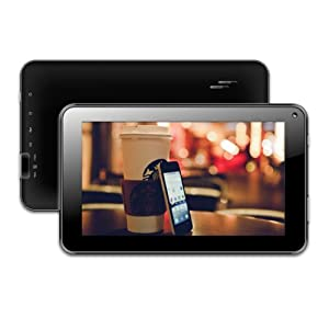 "Digital Reins 7"" Inch X2 Android 4.2.2 (Jelly Bean) Tablet PC with Dual Core Processor and Dual Cameras"