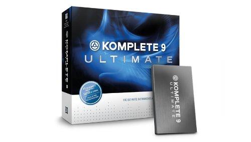 【国内正規輸入品】KOMPLETE 9 ULTIMATE /パッケージ品