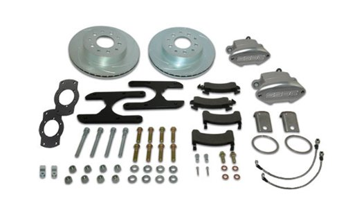 SSBC A163-7 Sport R1 Rear Drum to Disc Brake Conversion Kit