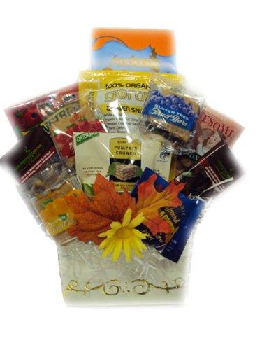 Vegan Thanksgiving Gift Basket