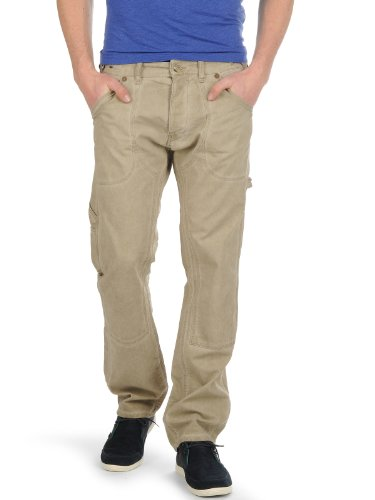 Pepe Jeans Trousers (31-32, beige)