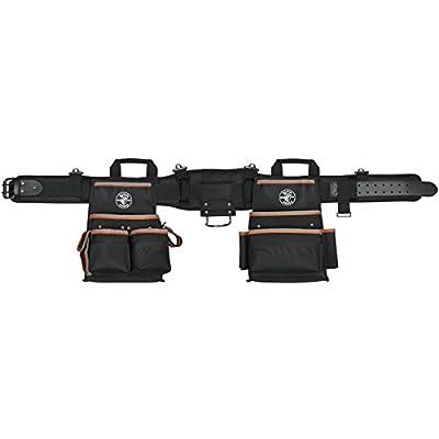 Klein Tools 55427 Tradesman Pro Electrician's Tool Belt, Medium from Klein