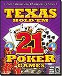 Texas Hold'em 21 Poker Games