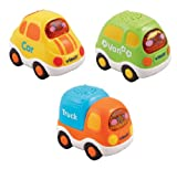 Vtech Toot Toot Drivers Pack de 3 coches Veh�culos diarias (UK Import)