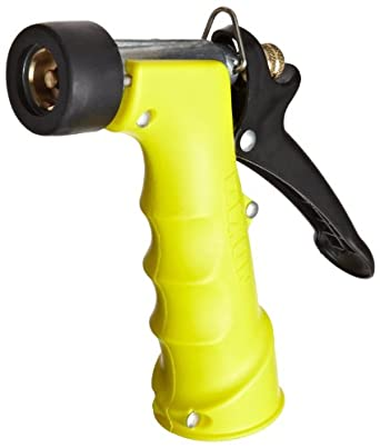 Dixon SN75 Brass Insulated Water Nozzle, GHT Inlet