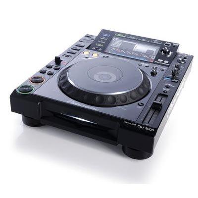 Máy DJ Pioneer CDJ-2000 Professional Multi Player Thương hiệu đứng đầu nghành DJ