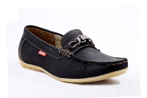 Mens-100-Pure-sLeather-Sekon-New-Edition-Loafers