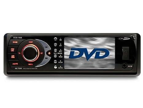 Caliber RDD788 Autoradio CD/DVD Noir