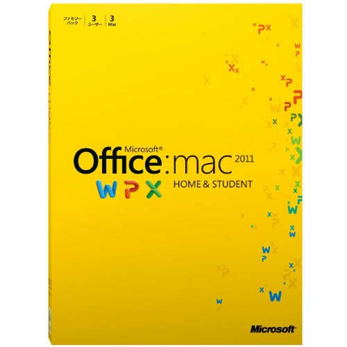 Microsoft Office for Mac Home and Stud...