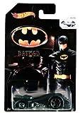 Hot Wheels Batman 75th Anniversary: Batman Movie Batmobile