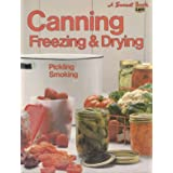 Canning, Freezing & Drying by Sunset books and Sunset magazine