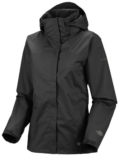 Columbia Women's Aravis III Shell Omni-Tech Jacket - Black, Small