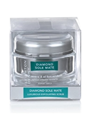 Leighton Denny Diamond Sole Mate Foot Scrub 50g