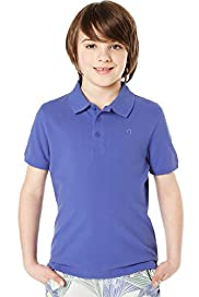 Pure Cotton Piqué Polo Shirt with Stay New™