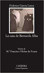 La\Casa de Bernarda Alba: Federico Garcia Lorca: 9780828870122: Amazon