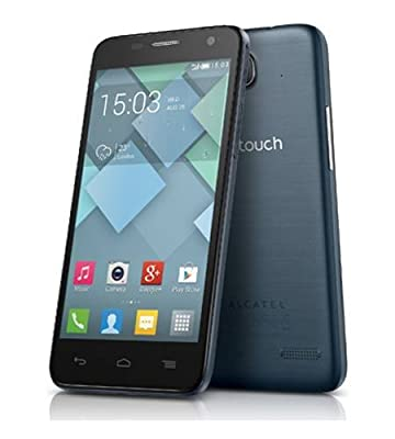UNLOCKED Alcatel OneTouch Idol Mini 6012A Google Android Phone, Front and Rear Camera, 5MP, 4.3
