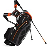 Sun Mountain Golf 2014 Superlight Three5 Stand Bag Black/Shadow/Orange