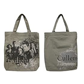 Twilight Tote Bag/Grey BTS