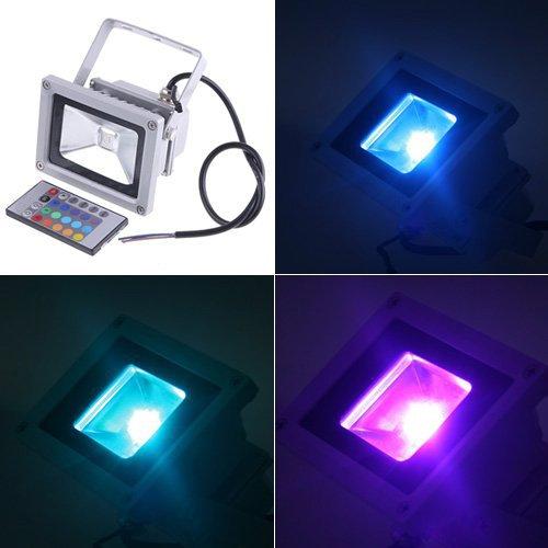 toogoor-led-luz-de-foco-impermeable-10w-900lm-16-colores-rgb-lampara-de-jardin-exterior-interior-con