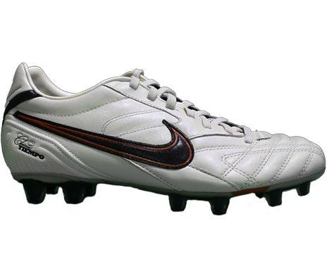 2fe375e26f9 Buy Nike Tiempo Classic FG Lite Mens Soccer Cleats Soft Pearl Black-Team  Orange
