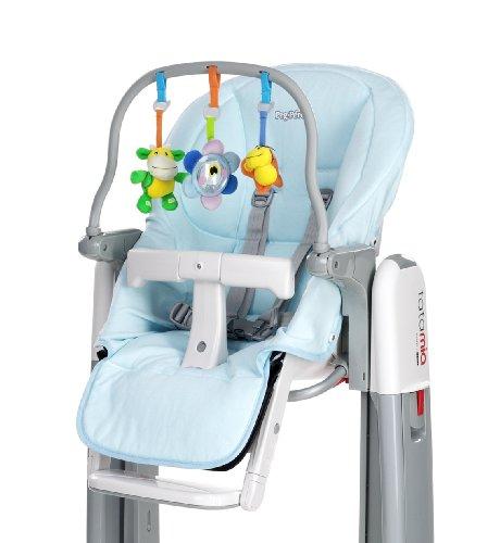 Peg Perego Kit Tatamia e Pr.Pappa Newborn Azzurro