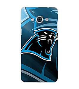 SAMSUNG GALAXY J3 PRO PANTHER Back Cover by PRINTSWAG